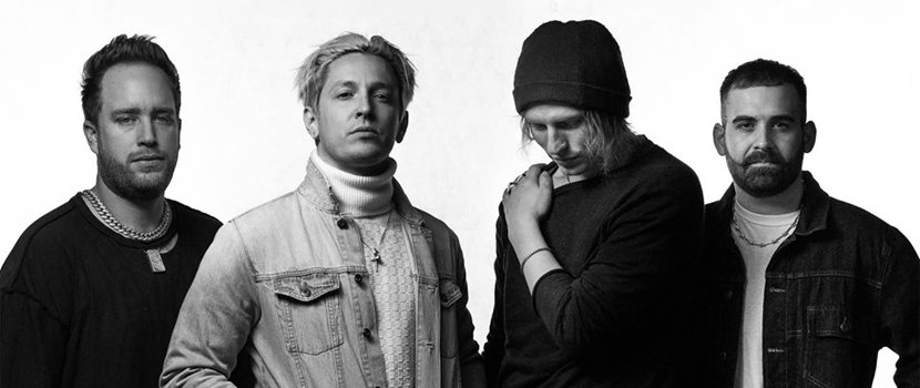 """THE WORD ALIVE Releases New Song, """"Burning Your World Down"""""""