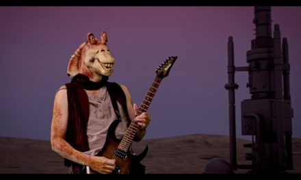 """GALACTIC EMPIRE Releases Official Music Video for """"Rise Of The Shredi"""""""