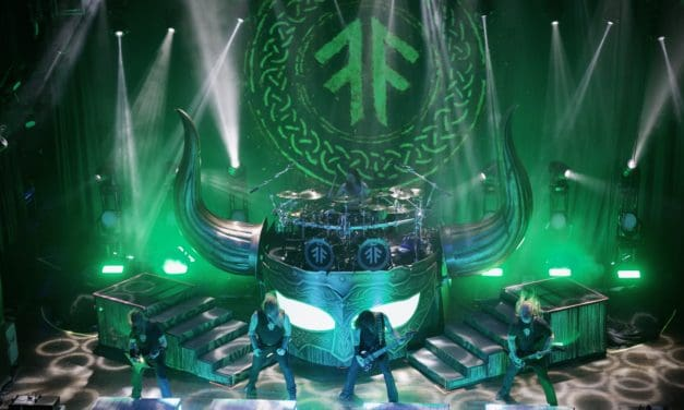 Amon Amarth w/ Arch Enemy, and At The Gates Live @ House of Blues Las Vegas