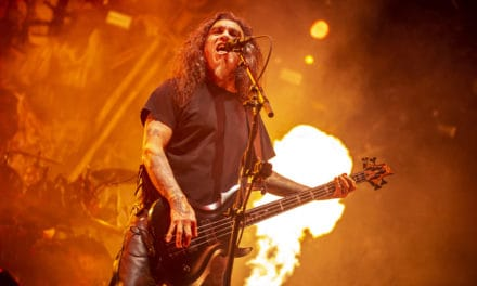 Slayer w/ Primus, Ministry, and Phil Anselmo & The Illegals Live @ MGM Grand Garden Arena