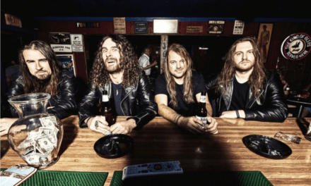 AIRBOURNE Announces 2020 Tour Dates