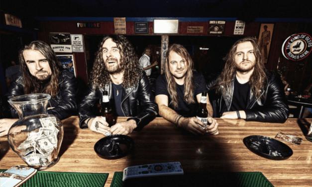 AIRBOURNE Announces 2020 Tour Dates