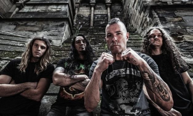 "ANNIHILATOR Releases New Song, ""Armed To The Teeth"""