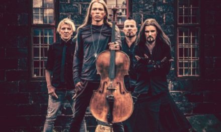 "APOCALYPTICA Releases Official Music Video for ""En Route To Mayhem"""