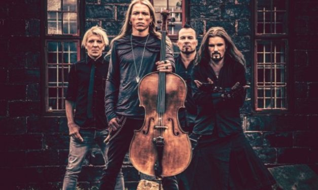 """APOCALYPTICA Releases Official Music Video for """"En Route To Mayhem"""""""