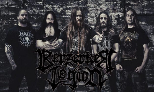 "BERZERKER LEGION Releases Official Music Video for ""Obliterate the Weak"""