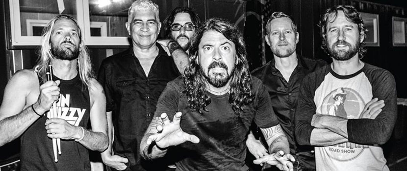 "FOO FIGHTERS Releases New EP ""01999925"""