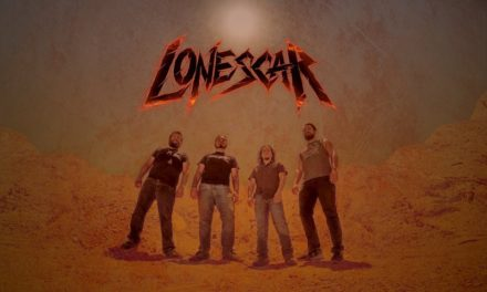 "LONESCAR Releases New Song ""Images from Mauthausen"""