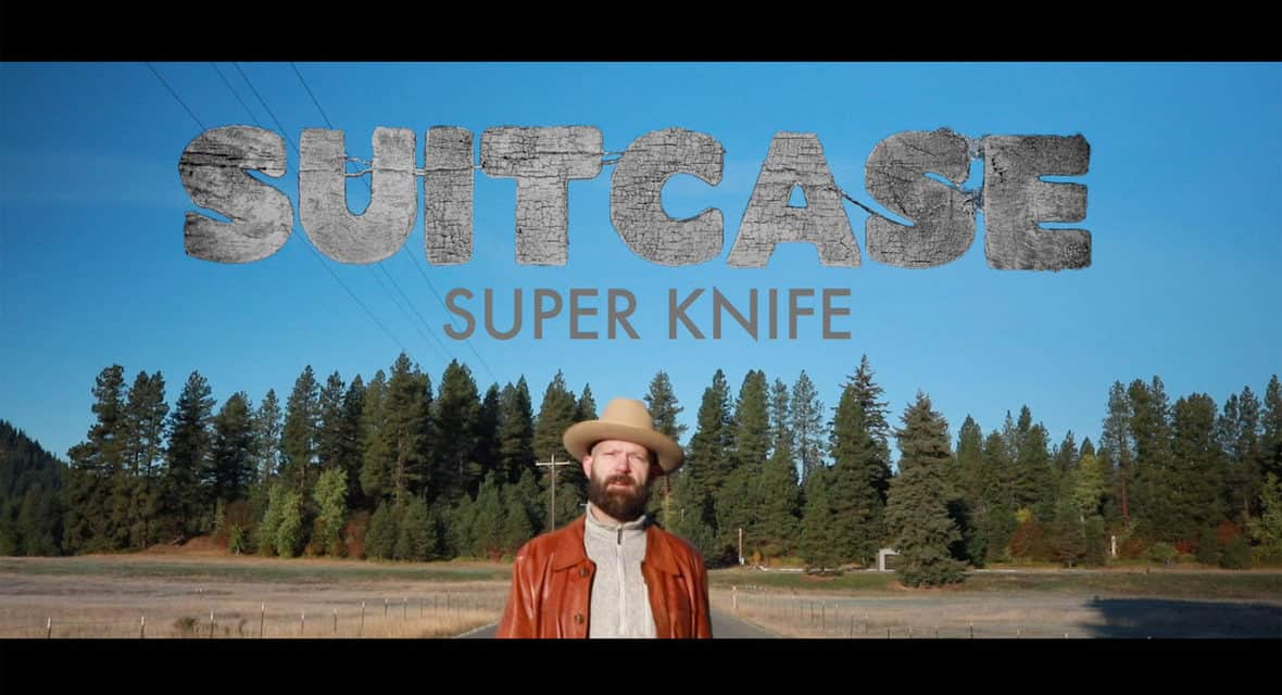 """SUITCASE Releases Official Music Video for """"Super Knife"""""""