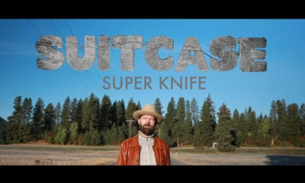 "SUITCASE Releases Official Music Video for ""Super Knife"""