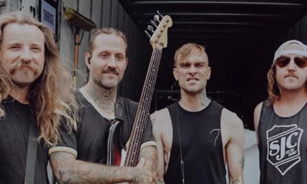 """THE USED Releases Official Music Video for """"Blow Me"""" featuring JASON AALON BUTLER of FEVER 333"""