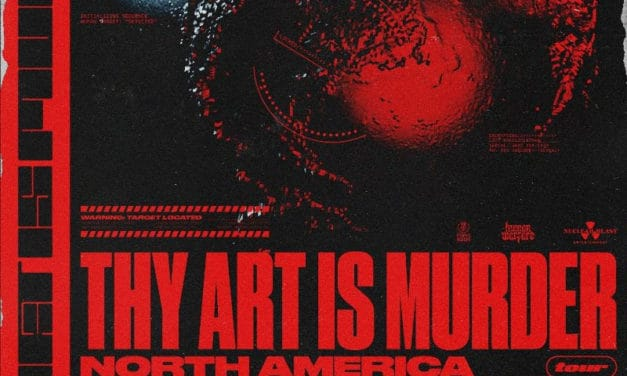 THY ART IS MURDER Announces 2020 Tour Dates