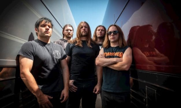 """UNEARTH Releases Official Music Video for """"Sidewinder"""""""