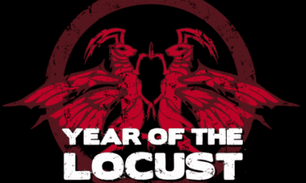 "YEAR OF THE LOCUST Releases Official Music Video for ""Line Em' Up"""