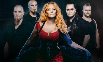 """AMBERIAN DAWN Releases Official Music Video for """"Looking For You"""""""