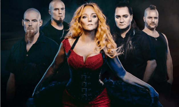 "AMBERIAN DAWN Releases Official Music Video for ""Looking For You"""