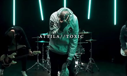 "ATTILA Releases Official Music Video for ""Toxic"""