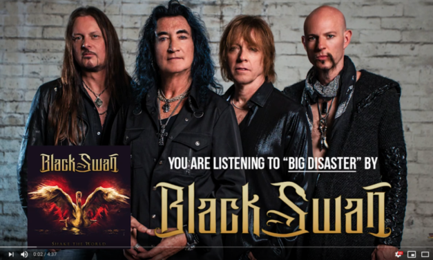 "BLACK SWAN Releases New Song ""Black Disaster"""