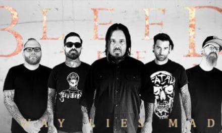 """BLEED THE SKY Releases Official Music Video for """"Serpent"""""""