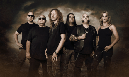 """CREMATORY Releases Official Lyric Video for """"The Downfall"""""""