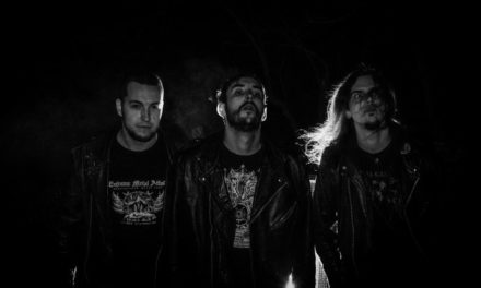 "GRIMAH Releases New Song ""Thus Spake the Stone"""