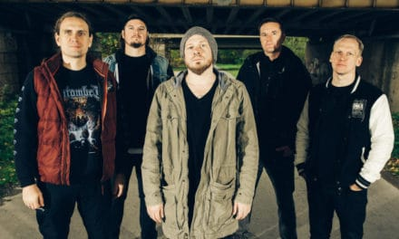 """HEAVEN SHALL BURN Releases Two New Songs """"Protector/Weakness Leaving My Heart"""""""