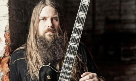 """MARK MORTON of LAMB OF GOD Releases New Song """"All I Had to Lose"""""""