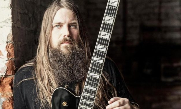 "MARK MORTON of LAMB OF GOD Releases New Song ""All I Had to Lose"""
