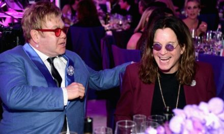 "Ozzy Osbourne Releases New Song ""Ordinary Man"" featuring ELTON JOHN"