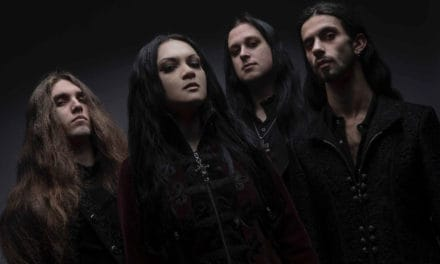"SEVEN SPIRES Releases Official Music Video for ""Drowner of Worlds"""