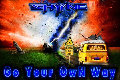 "SHYYNE Releases New Song ""Go Your Own Way"""