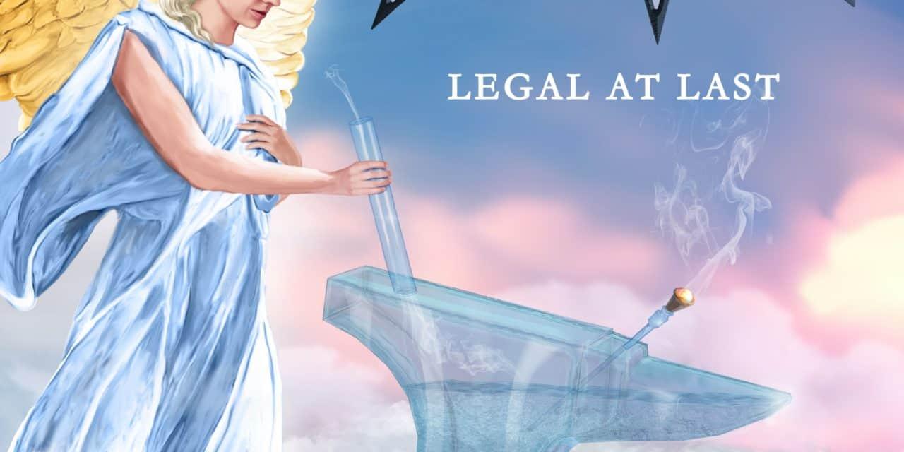 """ANVIL Announces New Album """"Legal At Last"""""""