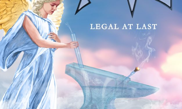 "ANVIL Announces New Album ""Legal At Last"""