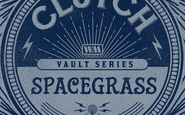 "CLUTCH Releases New Studio Recording of ""Spacegrass"""