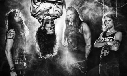 """EVIL INVADERS Release Official Live Music Video for Cover of """"Witching Hour"""" (VENOM)"""