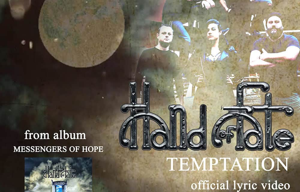 "HAND OF FATE Releases Official Lyric Video for ""Temptation"""