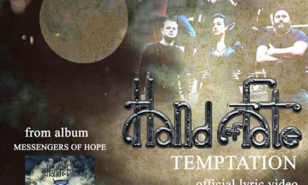 """HAND OF FATE Releases Official Lyric Video for """"Temptation"""""""