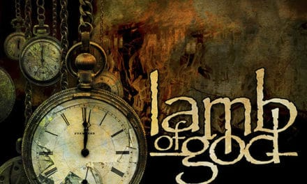 "LAMB OF GOD Releases Official Music Video for ""Checkmate"""