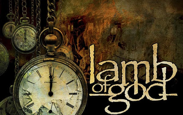 """LAMB OF GOD Releases Official Music Video for """"Checkmate"""""""