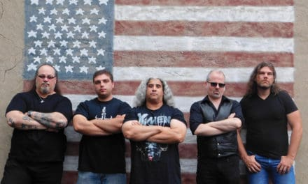 "LOST LEGACY Releases Official Music Video for ""Front Line"""