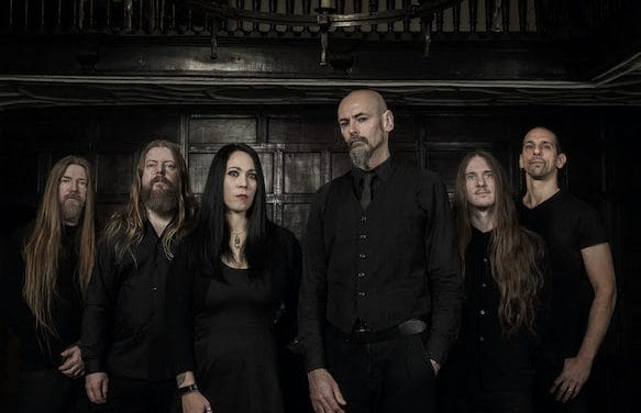 "MY DYING BRIDE Releases Official Lyric Video for ""Tired Of Tears"""