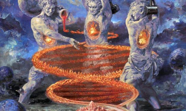 """TESTAMENT Announces New Album """"Titans Of Creation"""""""