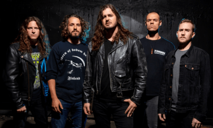 "WARBRINGER Announces New Album ""Weapons of Tomorrow"""