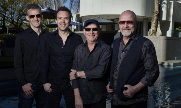 "WISHBONE ASH Releases New Song ""Back in the Day"""
