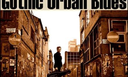 "HARRY STAFFORD Announces New Album ""Gothic Urban Blues"""