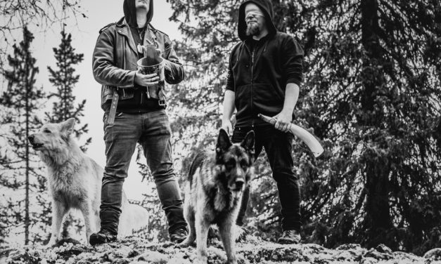"HAMMER OF THE SKY Announces Upcoming EP ""Aarni"""
