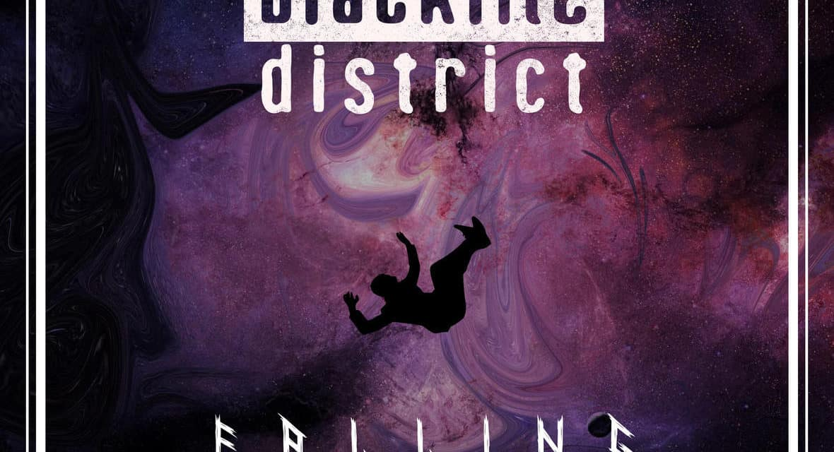 """BLACKLITE DISTRICT Releases Official Visualizer for """"Falling"""""""