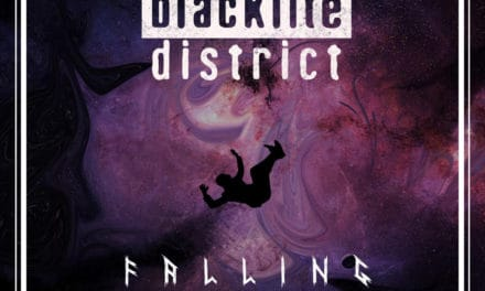 "BLACKLITE DISTRICT Releases Official Visualizer for ""Falling"""