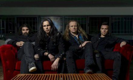 """FIREWIND Announce New Album """"Rising Fire"""""""