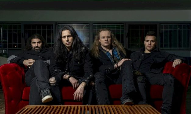 "FIREWIND Announce New Album ""Rising Fire"""
